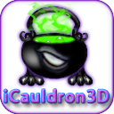 iCauldron3D icon for the iCauldron3D OpenGl/OpenGLES engine